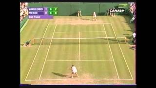 Mary Pierce vs Julia Vakulenko Wimbledon 2005