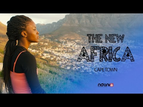 THE NEW AFRICA - CAPE TOWN