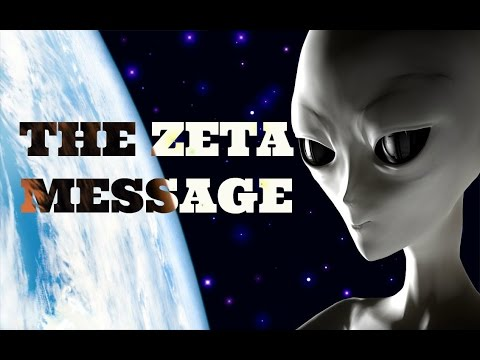 The Zeta Message with Judy Carroll and Bernard Alvarez
