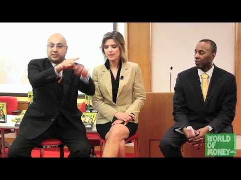 An Evening With CNN's Ali Velshi and Christine Romans