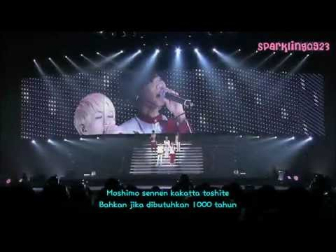 [INDO SUB] SHINee - 1000 Years Always Be By Your Side