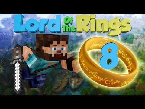 Minecraft Lord of the Rings | MIDDLE EARTH ADVENTURES | Ep.8 – FINDING GOLLUM?!