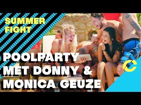 MISLUKT PARTY MET DONNY & MONICA?! | SUMMERFIGHT | 1 |  - CONCENTRATE