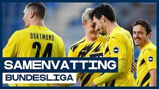 Dortmund heeft superspits Haaland niet nodig?! | Samenvatting Arminia Bielefeld - Borussia Dortmund