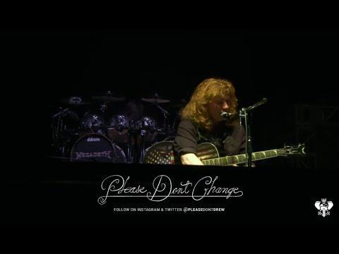 Megadeth w/ Cristina