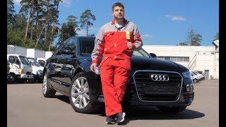 Обзор Audi A6 2017 б/у