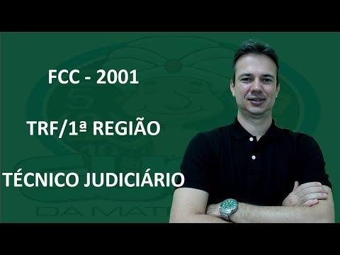 0995 - FCC - 2001 - TRF 1ª REGIÃO - UNIDADES DE MEDIDA
