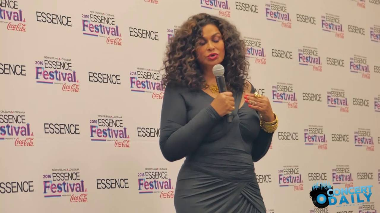 ESSENCE FEST: Ms. Tina Knowles speaks about her Essence ...