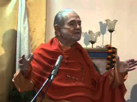 Swami Kriyananda - Yogananda's Birthday Celebration - Gurgaon, India, 2007