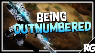 BEING OUTNUMBERED - Maehwa PvP | BDO
