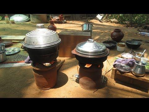 Village food Recipe /mutton curry – idli /Village Style mutton curry/Cooking By Village food Recipes