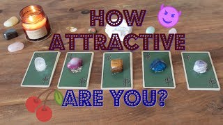 HOW ATTRACTIVE ARE YOU? 😈 Why People Fall For You? | PICK A CARD