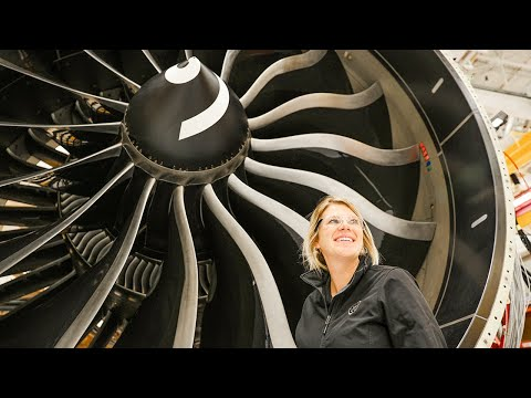 Kelly Dunham Of GE Aviation Takes The World To Work