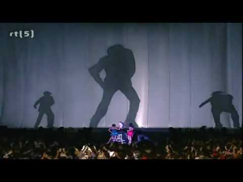 Michael Jackson-  Smooth Criminal Full HD with lyrics