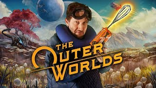 The Outer Worlds - recenzja quaza