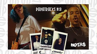 Papatracks #3 [Azzy, L7NNON, Papatinho] - Notas