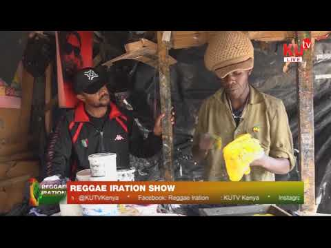 REGGAE IRATION SHOW, INNER MI YARD - THE ART OF SCREEN PRINTING WITH DJ BUSHMAN