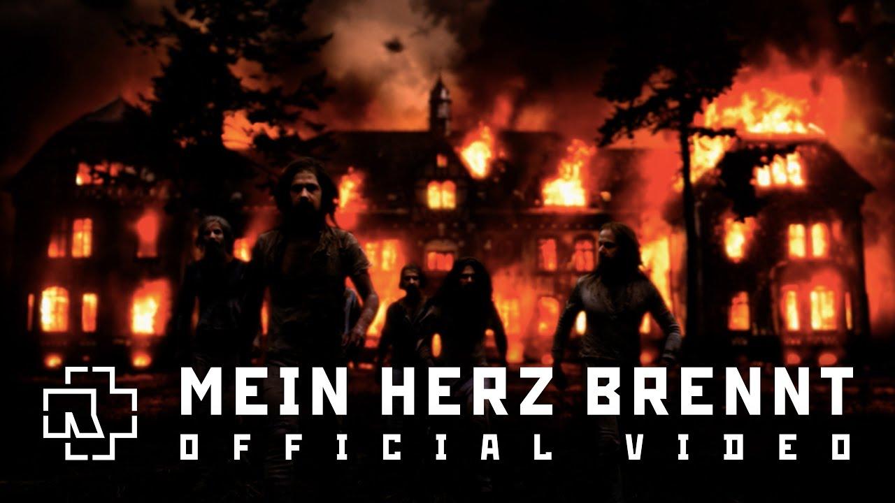 Mein Herz Brennt / Brucia il mio cuore - Rammstein