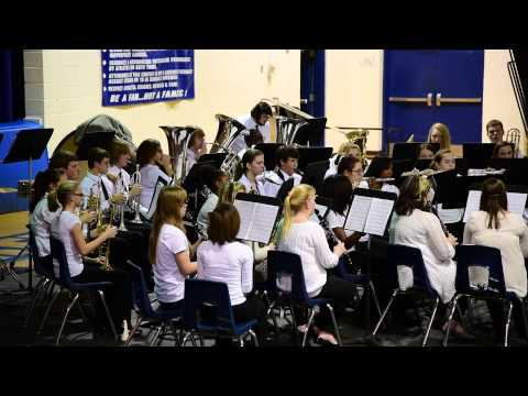 Chesterfield High School Pre Concert Band 2