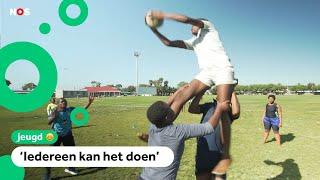Finale WK Rugby: Zuid-Afrika kan rekenen op de steun van alle Afrikanen