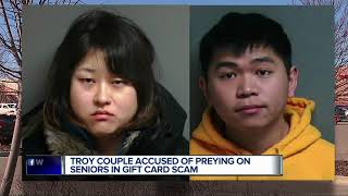 2 metro Detroit residents arrested in phone scams that targeted the elderly