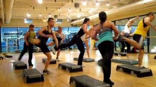 Advanced Step Aerobics With Shao - 2010 05 20