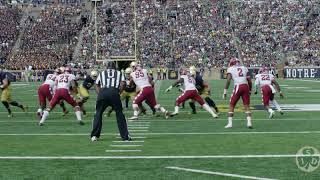 The Highlight: Notre Dame 49 Temple 16