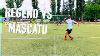 Regend vs Mascatu' ||ULTIMATE SHOOTING CHALLENGE