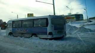 Снежок в Ростове