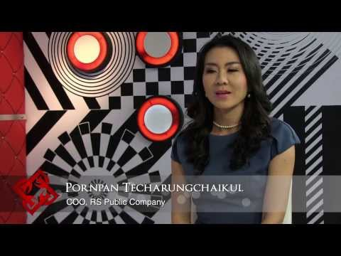 RS Public Company COO Pornpan Techarungchaikul on Thailand's broadcasting industry