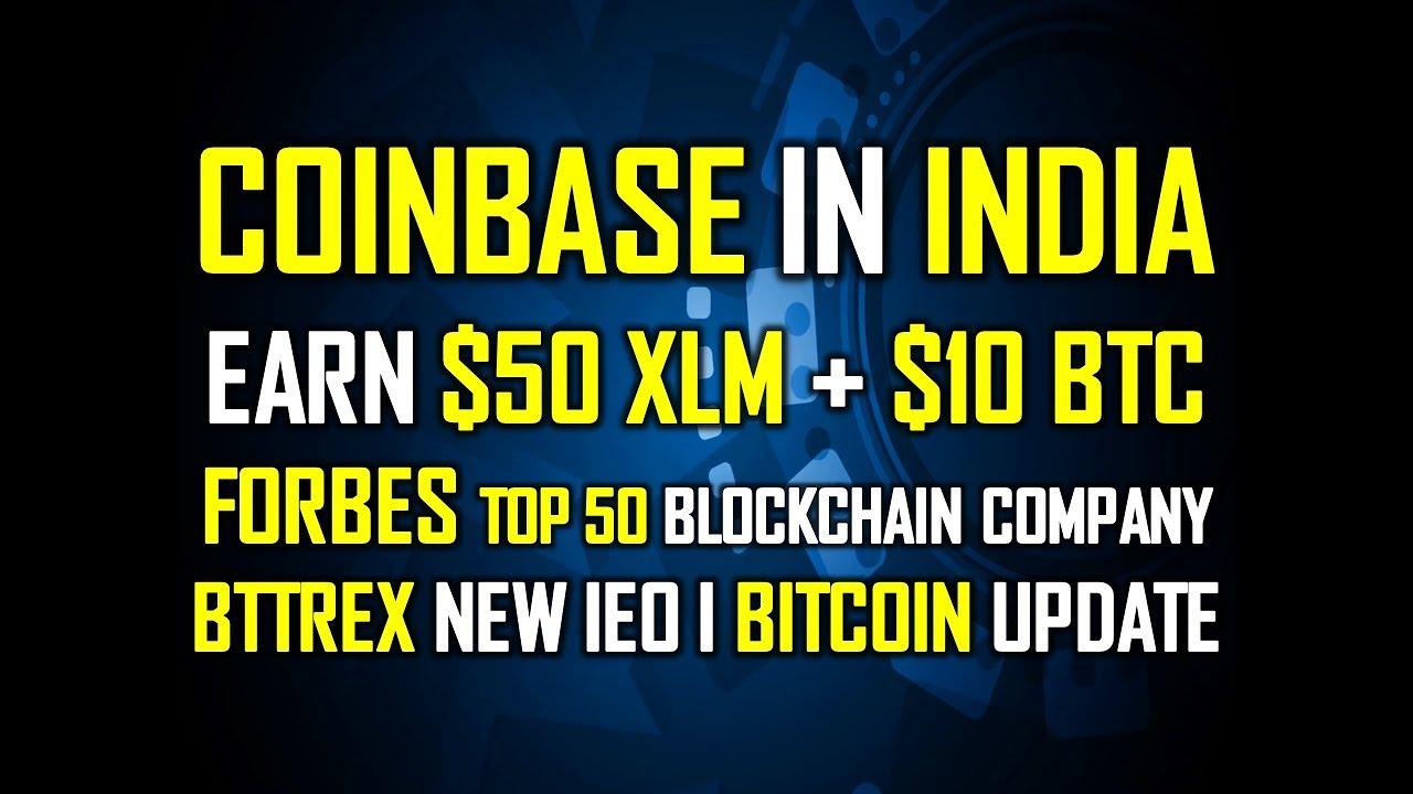 top 50 cryptocurrencies coinbase