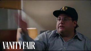 Hollywood Issue 2012: Brad Pitt And Bennett Miller Discuss The Movie Moneyball - Part 2