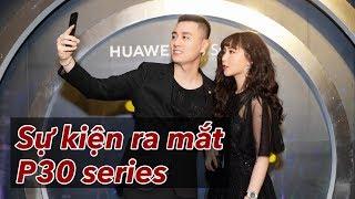 Tường thuật Event ra mắt Huawei P30 series tại Việt Nam cùng bố Cam | Gia đình Cam Cam Vlog 87