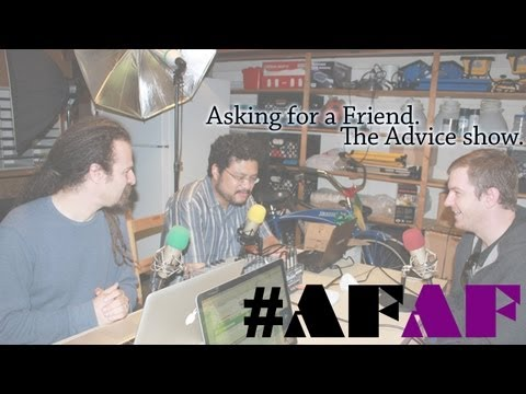Asking for a Friend - The Advice Show