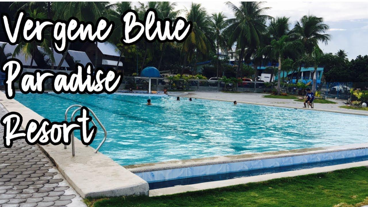 Vergene blues paradise resort general santos city heyitsyenn youtube for Swimming pool resort in gensan