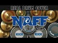 Real Drum Cover - Pulang By Naff With Lyric