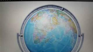 Oregon Scientific Smart Globe (2006 version)