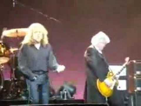 Led Zeppelin Good Times Bad Times O2 - And Go!