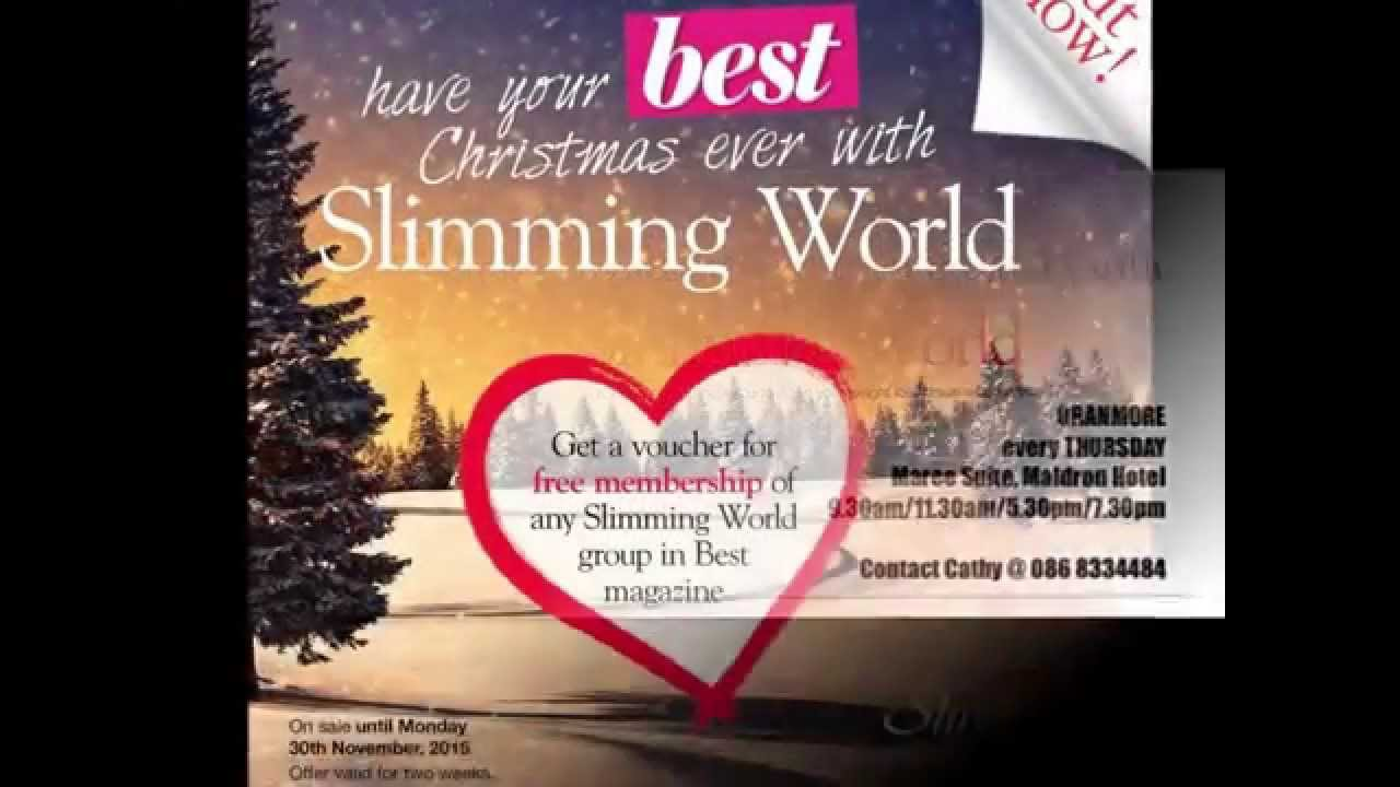 Slimming world oranmore best magazine offer youtube for Slimming world offers