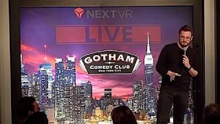 Dave Byrne Gotham Comedy Club