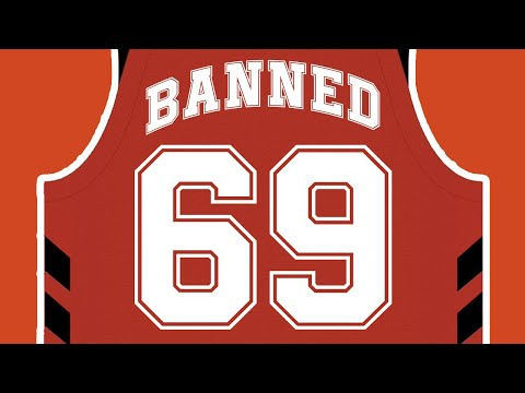 Banned Jersey Numbers in Sports