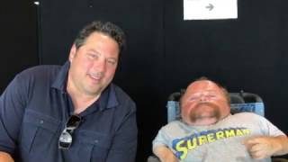 Greg Grunberg Interview with Quentin