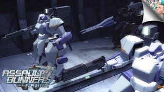 Games You Missed: Assault Gunners HD Edition - A Little Mech Stress Reliever