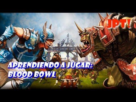 REVIEW - Aprendiendo a jugar: BLOOD BOWL - HD - ESPAÑOL!