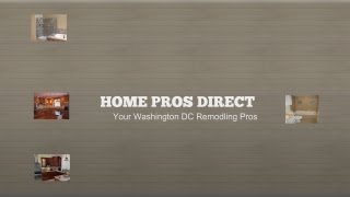 Bathroom Remodeling In Washington Dc | Home Pros Direct Call (202) 509-0856