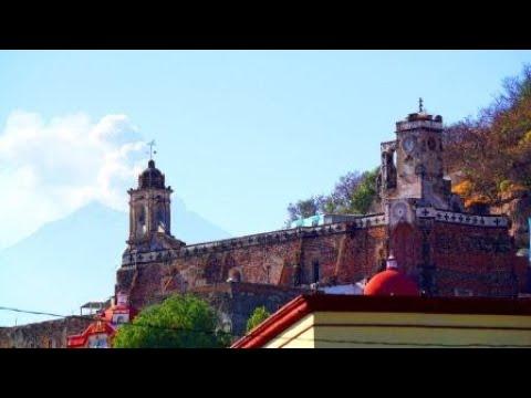 EX CONVENTO DE ATLIXCO PUEBLA MÉXICO