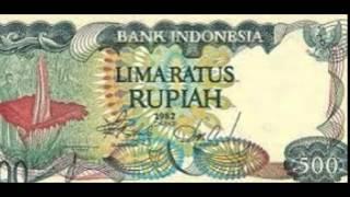 mata uang kuno indonesia jaman dulu (jadul)