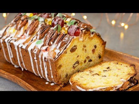 Family Fruitcake Recipe