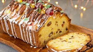 Family Fruitcake Recipe