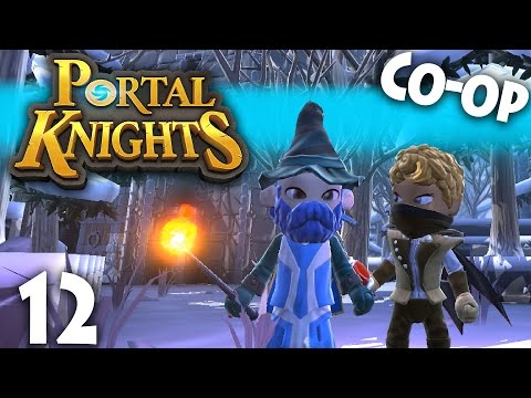 portal-knights-multiplayer---episode-12---winter-wonderland-(co-op-gameplay)
